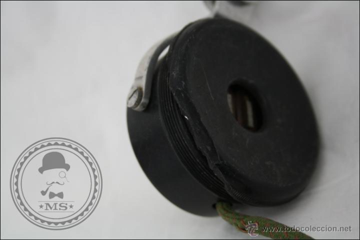 Radios antiguas: Antiguos Auriculares para Radio de la Casa Pival - Pival 2000 Ohms - Buen Estado General - Foto 6 - 46689134