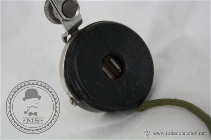 Radios antiguas: Antiguos Auriculares para Radio de la Casa Pival - Pival 2000 Ohms - Buen Estado General - Foto 7 - 46689134