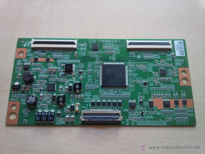 S120APM4C4LV0.4 PLACA T.CON TV SAMSUNG, NUEVA. (Radios, Gramófonos, Grabadoras y Otros - Repuestos y Lámparas a Válvulas)