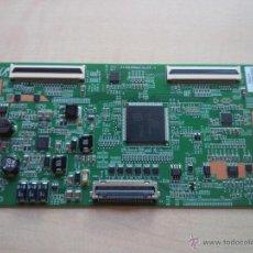 Radios antiguas: S120APM4C4LV0.4 PLACA T.CON TV SAMSUNG, NUEVA.. Lote 110653639