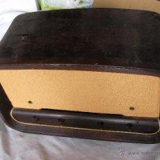 Radios antiguas: ANTIGUA RADIO A VALVULAS IBERIA PARA RESTAURAR O COMO DONANTE. Lote 60814778