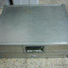 Radios antiguas: FLIGHT CASE DE 58X47X19 CENTIMETROS. Lote 48002180
