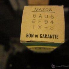 Radios antiguas: VÁLVULA EF94 NUEVA. Lote 234497700