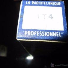 Radios Anciennes: VALVULA 1T4 NUEVA. Lote 215115836