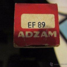Rádios antigos: VALVULA EF89 NUEVA. Lote 181209905