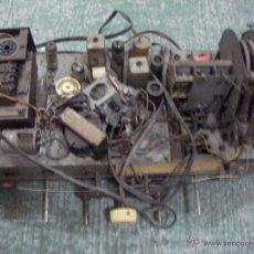 Radios antiguas: ANTIGUO CHASIS DE RADIO A LAMPARAS O VALVULAS. Lote 54527822