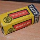 Radios antiguas: VALVO - TRANSISTOR DE GERMANIO - AD139 - VINTAGE - BOXED. Lote 56108686