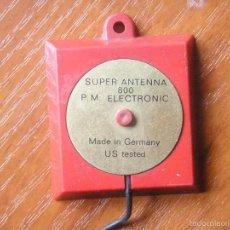 Radios antiguas: ANTENA SUPER ANTENNA 800 P.M. ELECTRONIC PARA RADIO INTER. Lote 56151132
