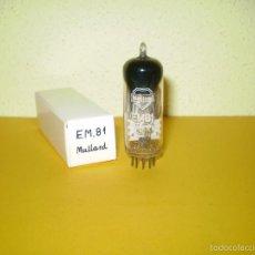Radios antiguas: 1 X EM81-MULLARD-NOS-TUBE.. Lote 56394729