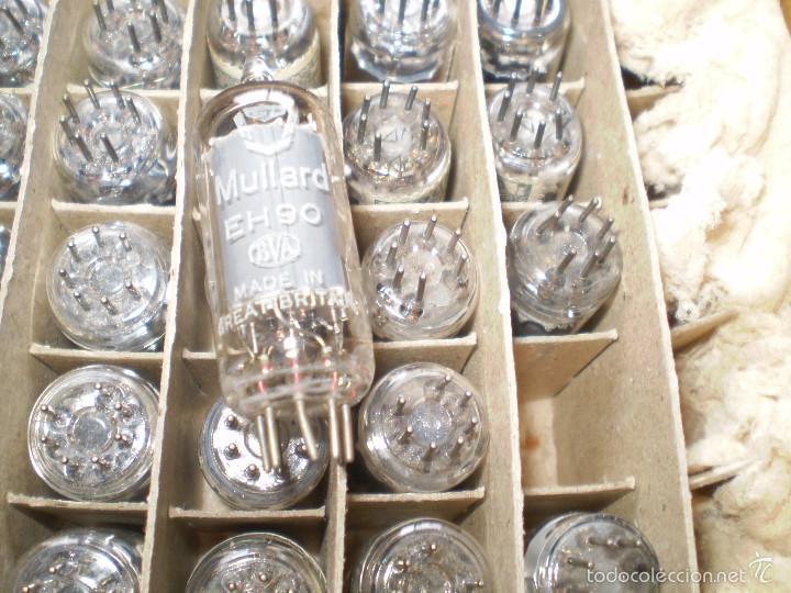 1 X EH90-MULLARD-NOS-TUBE. (Radios, Gramófonos, Grabadoras y Otros - Repuestos y Lámparas a Válvulas)