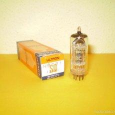 Radios antiguas: 1 X HBC91-12AV6-ULTRON-NOS/NIB-TUBE.. Lote 56577583