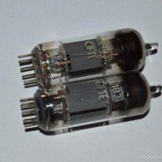 Radios antiguas: EL 183 - 2 VÁLVULAS / LÁMPARAS - MARCA CIFTE MODELO EL183. Lote 259859365