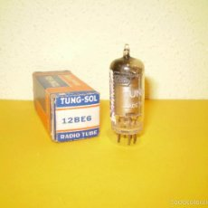 Rádios antigos: 1 X 12BE6-TUNG SOL-NOS/NIB-TUBE.. Lote 56622155