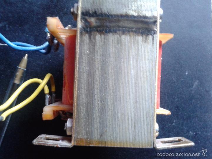 Radios antiguas: TRANSFORMADOR 220 sec: 12V 1,2AMPERIOS NUEVOS - Foto 2 - 57549938