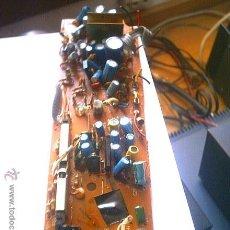 Radios antiguas: CIRCUITO IMPRESO CON COMPONENTES. Lote 255447315