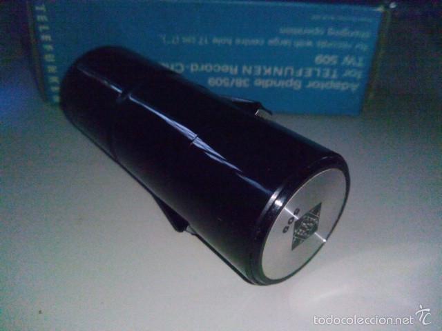 CARGADOR DE VINILOS TW 509 (PARA VINILOS PEQUEÑOS) (Radios, Gramófonos, Grabadoras y Otros - Repuestos y Lámparas a Válvulas)
