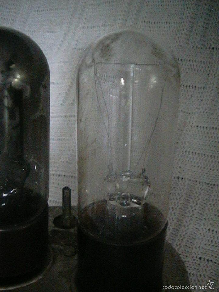 Radios antiguas: radio cargador baterías válvulas - Foto 7 - 57872752