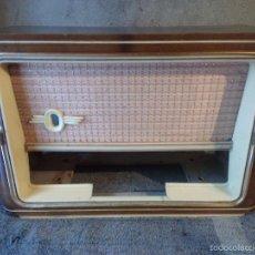 Radios antiguas: MUEBLE DE RADIO NO SE MARCA. Lote 58119520