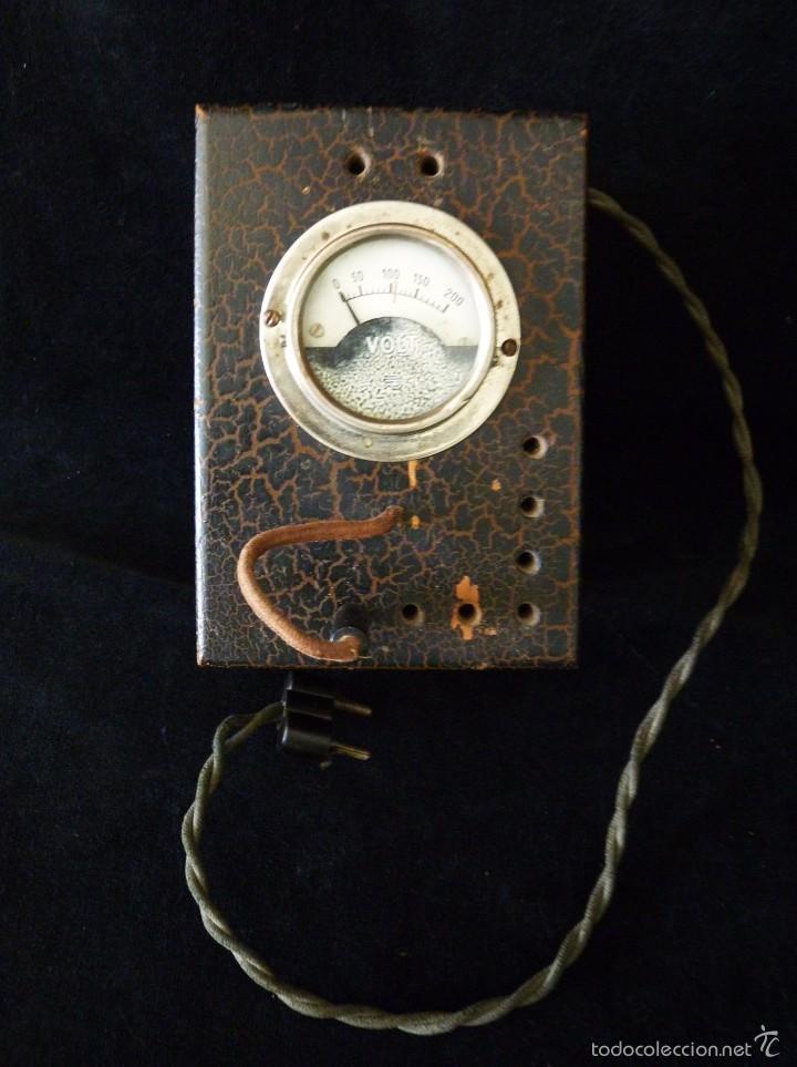 ELEVADOR REDUCTOR SIN MARCA, POSIBLEMENTE ALCER. 14 X 10 X 10 CM. AÑOS 30 (Radios, Gramófonos, Grabadoras y Otros - Repuestos y Lámparas a Válvulas)
