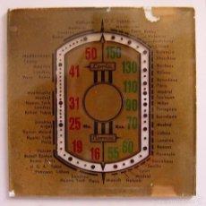 Radios antiguas: CRISTAL DE DIAL PARA RADIO....SANNA. Lote 58404469