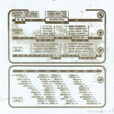 Radios antiguas: ANTIGUO CRISTAL PARA RADIO DE VALVULAS....SANNA. Lote 58435493