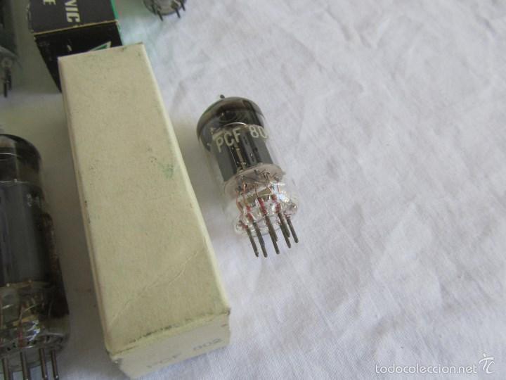 Radios antiguas: 15 válvulas cajas originales - Foto 10 - 58630253