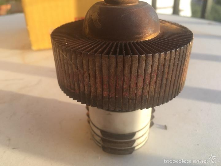 EIMAC VALVULA TUBE 3CX1000A7 VALVULA EIMAC (Radios, Gramófonos, Grabadoras y Otros - Repuestos y Lámparas a Válvulas)