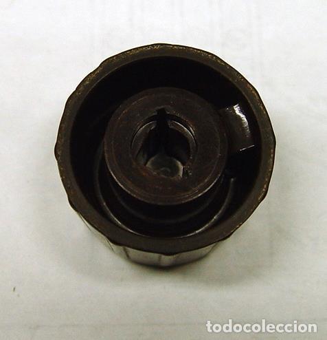 Radios antiguas: boton de radio de valvulas... sanna - Foto 2 - 64663719