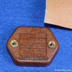 Radios antiguas: CONDENSADOR DE MICA AEROVOX 0,02 MF - 600 V NOS. Lote 194750388
