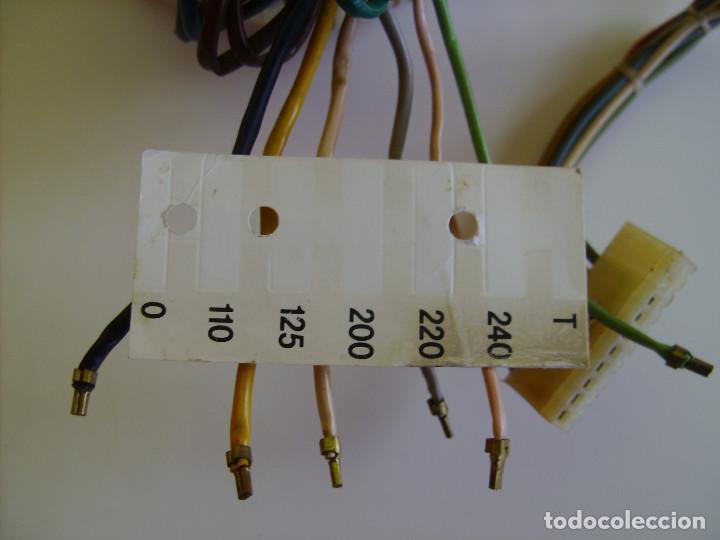 Radios antiguas: Transformador de alimentación toroidal para amplificador, radio, fuente de alimentación, etc. - Foto 2 - 65433711