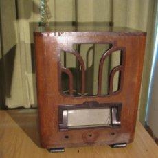 Radios antiguas: MUEBLE DE RADIO PHILIPS 525A. Lote 67769629