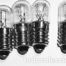 Radios antiguas: PILOTO LAMPARA DIAL RADIO ANTIGUA 130 V. PILOTOS LAMPARITA.... SANNA. Lote 72154035