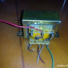 Radios antiguas: TRANSFORMADOR DE TOCADISCOS. Lote 134409583