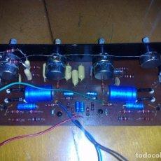 Radios antiguas: PANEL DE MANDOS DE TOCADISCOS. Lote 73692651