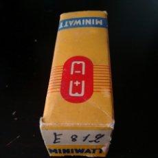 Radios antiguas - Valvula radio miniwatt E812 precintado - 76863146