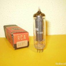 Radios antiguas: VALVULA 50B5-RCA-NOS/NIB-TUBE.. Lote 77268921