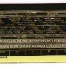 Radios antiguas: CRISTAL DE DIAL PARA RADIO A VÁLVULAS SABA WILDBAD 7.. Lote 77386253