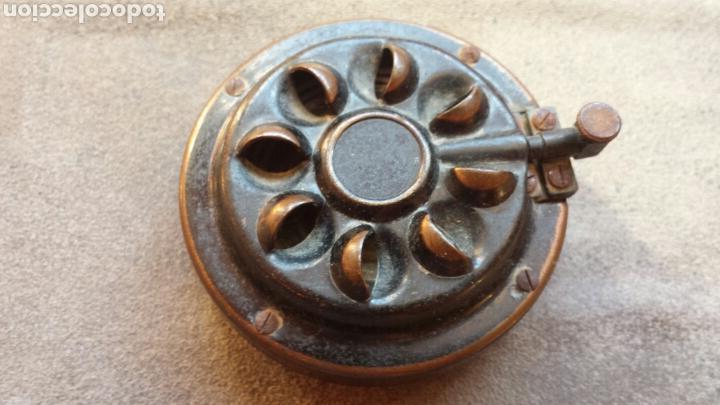ANTIGUA CABEZA DE AGUJA ELECTROPHONIC. FABRIICADA EN SUIZA. ORIGINAL (Radios, Gramófonos, Grabadoras y Otros - Repuestos y Lámparas a Válvulas)