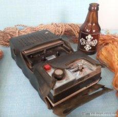 Radios antiguas: VIEJO RADIO-CASSETTE. PARA PIEZAS O DECORACIÓN:. Lote 78999329