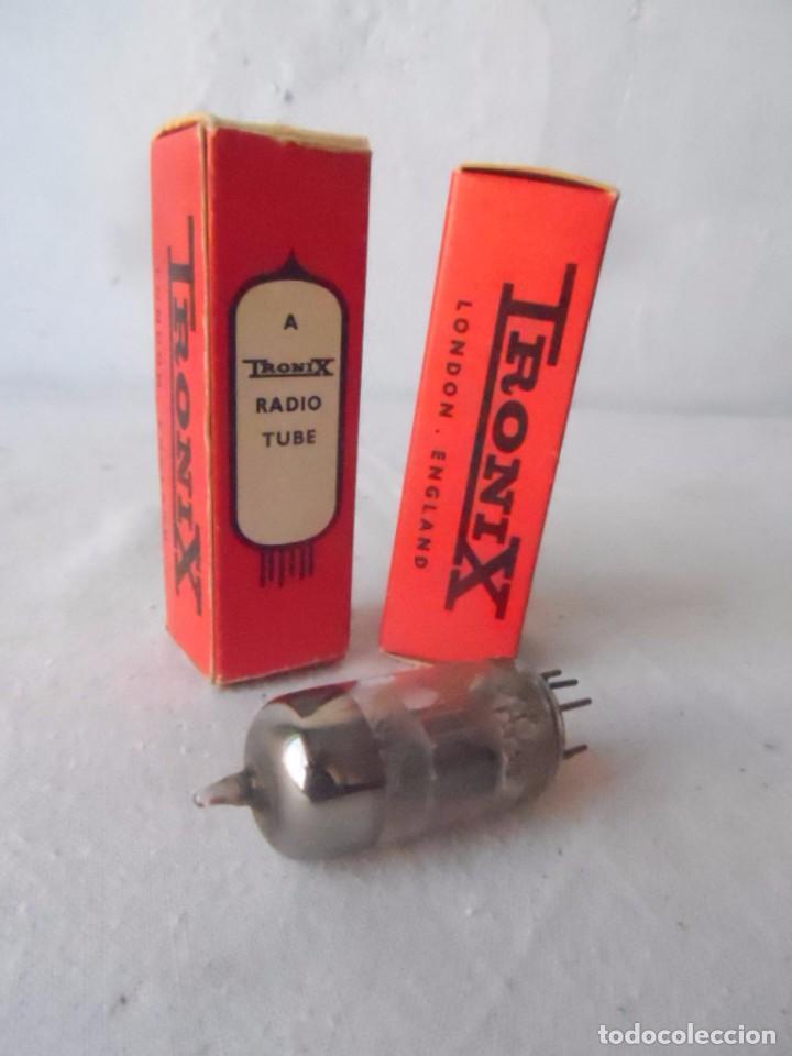 RADIO VALVULAS VALVULA 6X8 TRONIX LOTE DE 2 VALVULAS. (Radios, Gramófonos, Grabadoras y Otros - Repuestos y Lámparas a Válvulas)