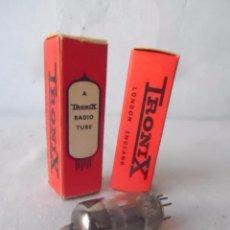 Radios antiguas: RADIO VALVULAS VALVULA 6X8 TRONIX LOTE DE 2 VALVULAS.. Lote 79652509