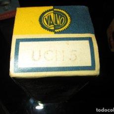 Radios antiguas: VÁLVULA UCH5 NUEVA. Lote 79933209