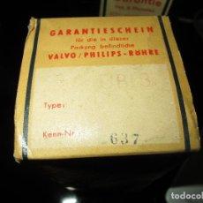 Radios antiguas: VÁLVULA UBL3 NUEVA. Lote 79933585