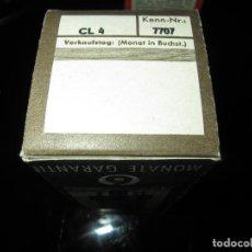Radios antiguas: VÁLVULA CL4 NUEVA. Lote 79936069