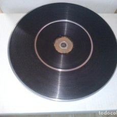 Radios antiguas: PLATO GIRADISCOS BSR MCDONALD 600. BSR TURNTABLE PLATTER MCDONALD 600. Lote 80048025