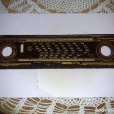 Radios antiguas: CRISTAL DE DIAL DE RADIO ANTIGUO. Lote 80633270