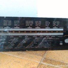 Radios antiguas: DIAL DE RADIO ANTIGUA. Lote 84027624