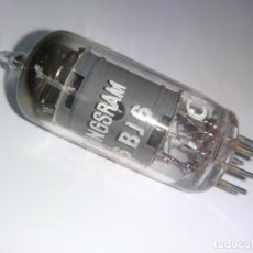 Radios antiguas: VALVULA 6BJ6 TUNGSRAM VACUUM TUBE 6BJ6 TUNGSRAM. Lote 86279044