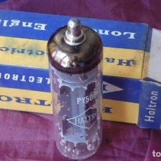 Radios antiguas: VALVULA DE RADIO O TV PY500A HALTRON ELECTRONIC TUBE. Lote 86365856