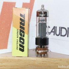 Radios antiguas: PL36 - TRIGON - VALVULA ( ELECTRONIC TUBE ) NOS - BOXED. Lote 87019372